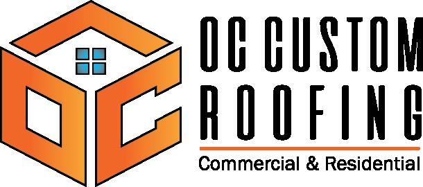 OC Custom Roofing logo